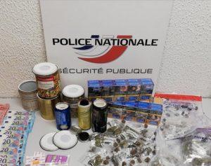 Perpignan: l'épicier jonglé entre trafic de drogue et trafic de cigarettes