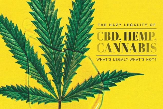 CBD, chanvre, statut juridique du cannabis