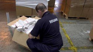 Belgique: nouveau démantèlement d'un entrepôt de cigarettes souterrain