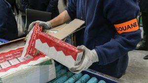 Douane: rapport hebdomadaire des saisies du 27 janvier au 2 février