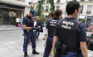 Paris: forte baisse du nombre de mégots de cigarettes