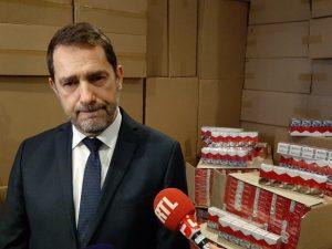 """Verbalisation des acheteurs de cigarettes de manière astucieuse: """"il y aura des contrôles par des particuliers"""" (Christophe Castaner)"""