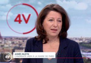 """Coronavirus: """"La mairie de Paris peut réduire les taxes sur les terrasses des bars et restaurants"""" (Agnès Buzyn)"""