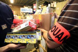 Thionville: transport urgent de cigarettes de contrebande pré-confinement?