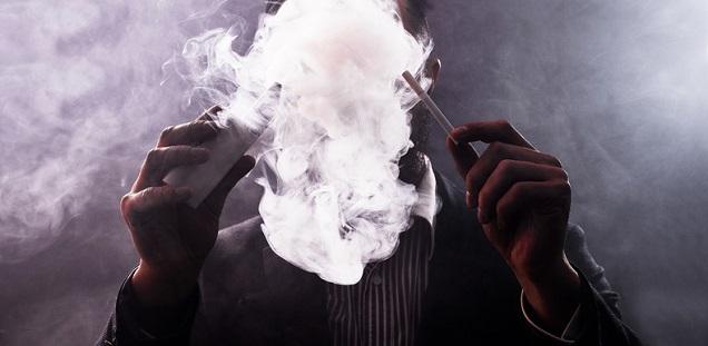 Les taxes réduisent le vapotage mais augmentent le tabagisme