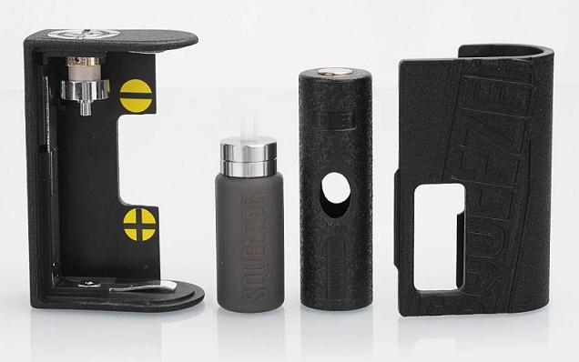 Squeezer BF Mod - Meilleurs Mods E-Cig Box