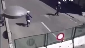 Achats aux frontières: deux policiers municipaux français en voyage à ... Mouscron