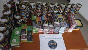 Perthus: saisie de 50 kilos de tabac à chicha