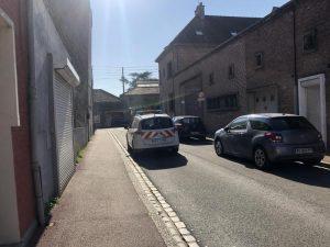 """Saint-Omer: """"nous continuons nos contrôles sur place"""" (douane)"""