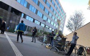 Châtillon: affrontements de plus en plus violents entre vendeurs ambulants de cigarettes
