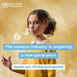 Journée mondiale du tabac 2020: un nouvel objectif, le vapotage et le tabac chauffé