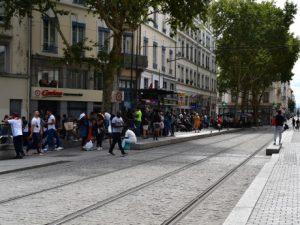 Lyon: nouvelle rue sanglante entre vendeurs ambulants