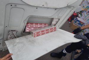 Douane Dijon: présence sur le terrain récompensée par une triple saisie de contrebande