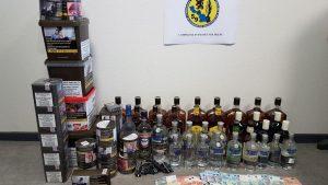 Nord: démantèlement exemplaire d'un mini-réseau de commerce de tabac et d'alcool