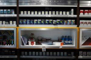 Afrique du Sud: la foule du tabac
