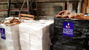 Douane / Ile-de-France: démantèlement d'un important réseau de tabac à chicha de contrebande