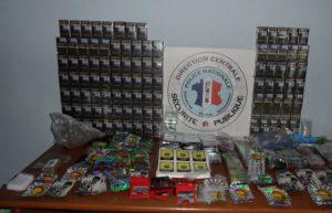 Doubs: Petit commerce de tabac mélangé et de cannabis, rapidement démantelé