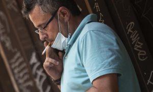 Espagne / Coronavirus: l'interdiction de fumer à l'extérieur est généralisée (si la distance sanitaire de 1,5 mètre ne peut être respectée)