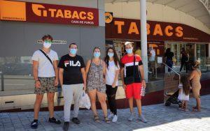 """Restriction au tabac acheté à l'étranger: """"nous sommes très dépendants de l'auto-discipline des gens"""" (La Douane au Perthus)"""