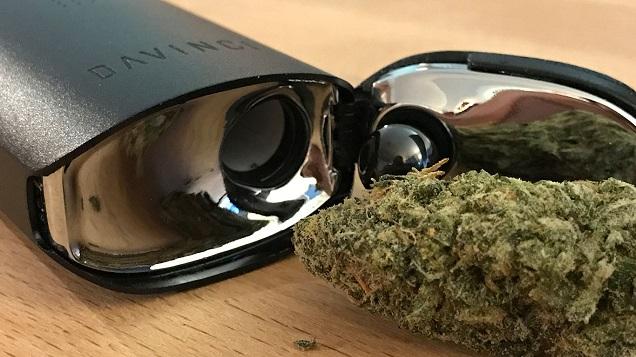 Vaping de marijuana expliqué