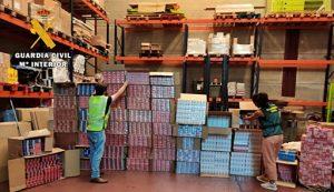 Espagne: démantèlement d'un réseau de contrebande «multi-activités» de super-tabac approvisionnant l'Espagne et le Portugal