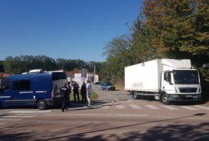 Logistique du tabac: la résistance des chauffeurs vainc un braquage en Isère