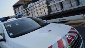 Trafic cross-canal: la saisie de tabac de contrebande est liée à Loon-Plage