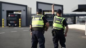 Trafic transmanche: report… pour le chauffeur tchèque de 1,3 tonne de contrebande