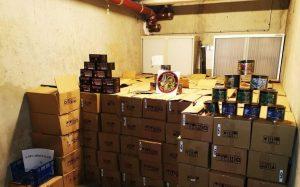 Val-de-Marne: un contrôle routier conduit à la découverte de 3 tonnes de 400 kg de tabac à chicha de contrebande