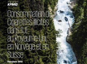 Le marché parallèle du tabac: publication de la version française du rapport KPMG 2019