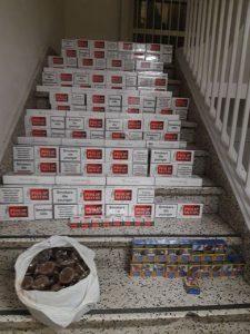 Perpignan: la lutte quotidienne contre la contrebande de cigarettes dans les night-shops