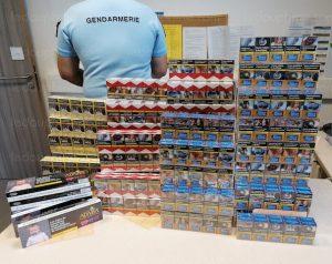 Vaucluse: surpris avec plus d'une centaine de cartouches par la police municipale