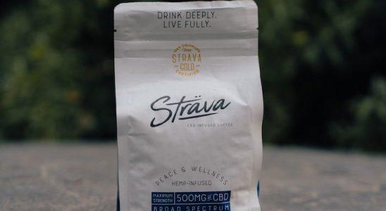 Grains de café infusés au chanvre