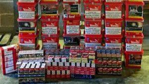 De retour du Luxembourg: avec 31 kilos de contrebande pour l'Aube