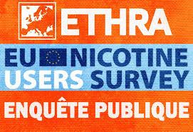 Europe: un groupe d'associations «provape» lance une enquête sur la nicotine