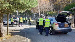 Réaménagement / Achats à la frontière: les gendarmes vérifient à la frontière avec Andorre