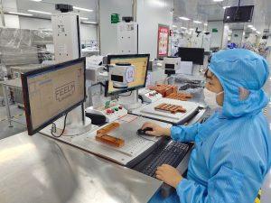 Chine: l'industrie du vapotage a bien démarré