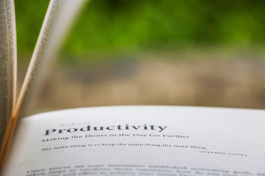 Cannabis et productivité
