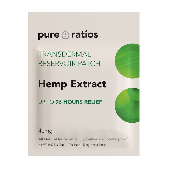 Patch CBD Pure Ratios