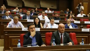 Arménie: report temporaire des mesures anti-tabac