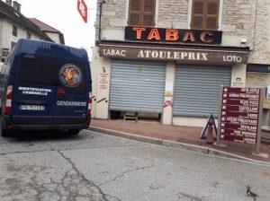 Logistique du tabac: le vol juste au moment de la livraison en Isère