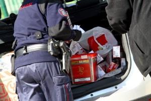 Nantes: peine de prison avec sursis malgré un double délit flagrant de contrebande