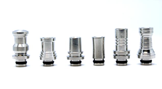 Bouts d'égouttement en métal - Bouts d'égouttement E-Cig