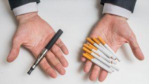 Vapotage et abandon du tabac: l'AP-HP recherche 500 volontaires