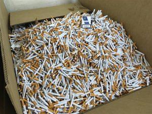 Belgique: démantèlement d'une nouvelle usine de cigarettes illégales