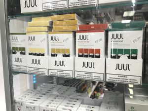 US: Mais pourquoi Juul veut-il ouvrir ses propres magasins?