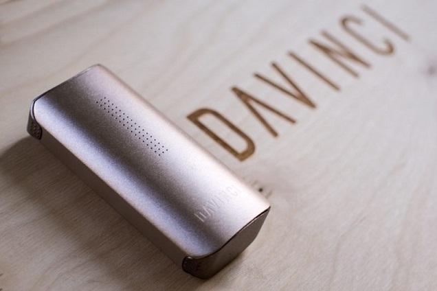 DaVinci IQ Pocket Vaporizer
