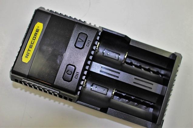 Chargeur de batterie Nitecore - SC2