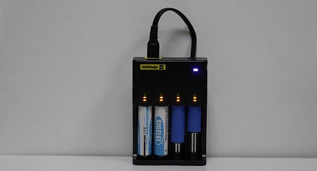 Comment charger la batterie 18650