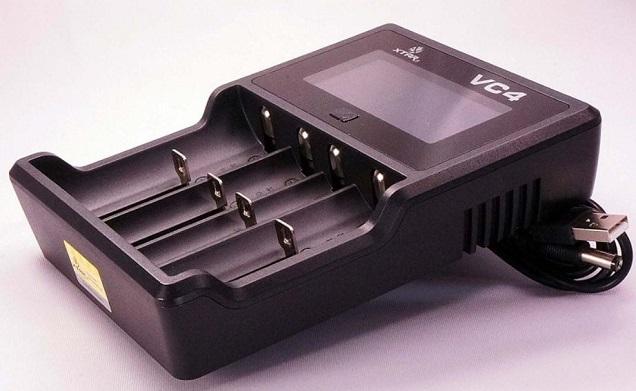 Choisir un chargeur de batterie Vape Mod